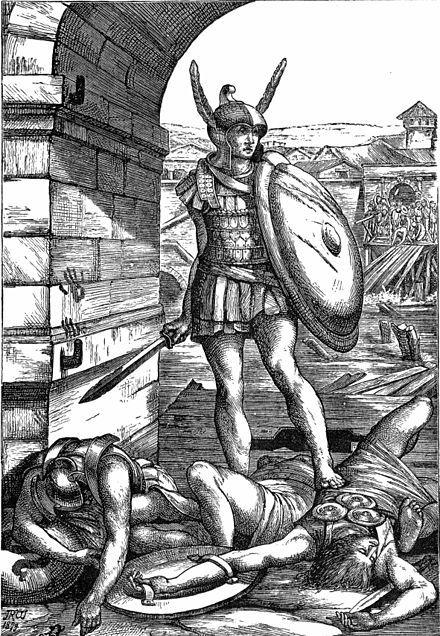 Lays of Ancient Rome/Horatius: