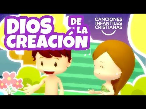 Dios De La Creación Canciones Infantiles Cristianas Generación 12 Kids Pequeños Héroes You Canciones De Niños La Creacion Para Niños Canciones Infantiles