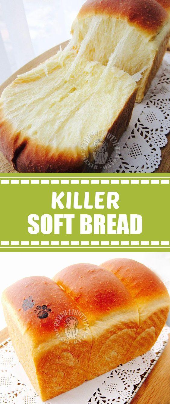 Killer Soft Bread : killer, bread, Recipes