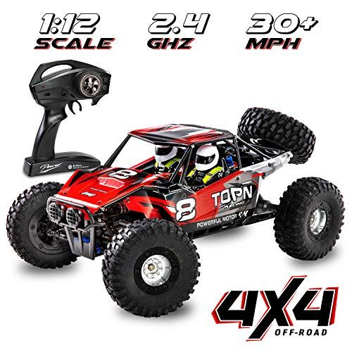 1 12 Scale Fast Rc Car Off On Road 4x4 30 Mph 50 Km H High