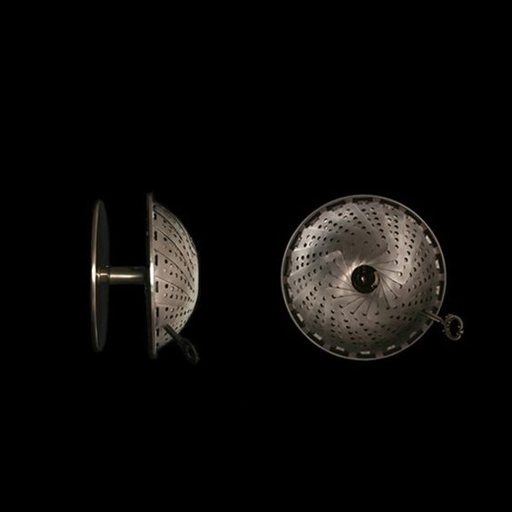 Wall Lamp Steamlight Sconce  Brushed finish by lightexture on Etsy, $115.00