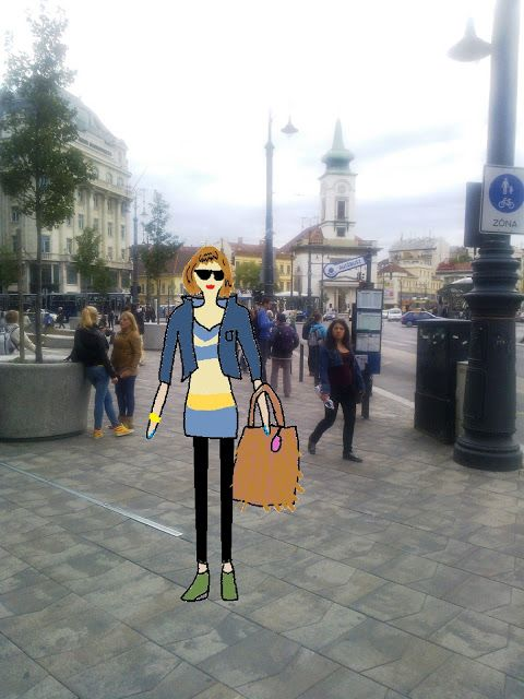 street fashion in Budapset no.5