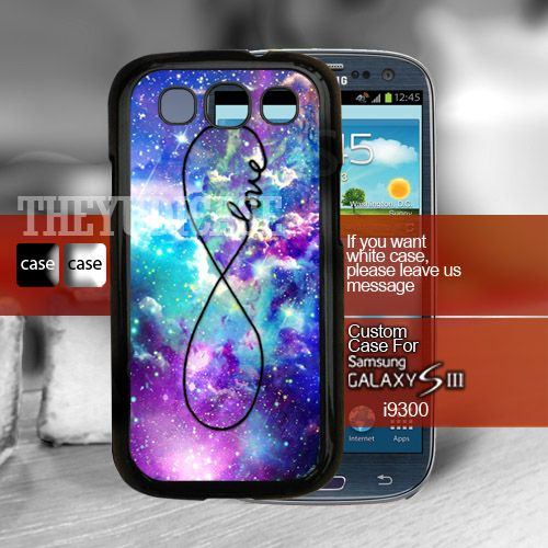 Infinity Galaxy Nebula Samsung Galaxy S3 Case Galaxy S3 Cases Galaxy Samsung