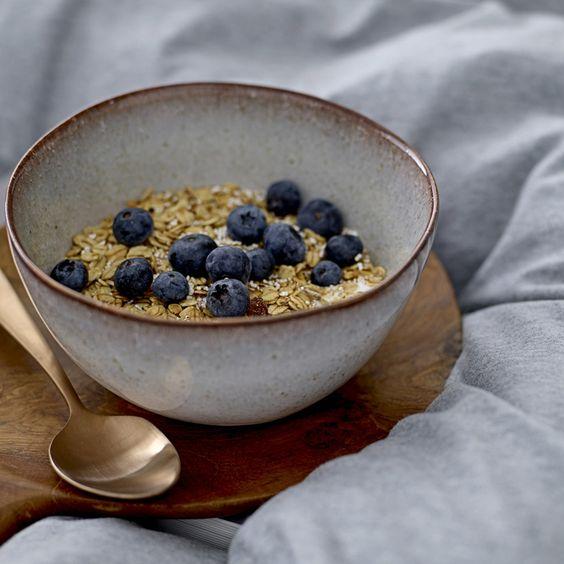 Heute gibt es Frühstück im Bett!!