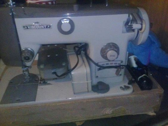 Viscount 970 zig zag sewing machine...anyone know much about them? Info needed please!!!