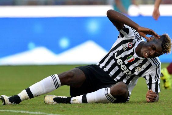 Juventus: distorsione alla caviglia per Pogba. Rientrano Marchisio, Sturaro e Asamoah - http://www.maidirecalcio.com/2015/10/09/juventus-distorsione-alla-caviglia-per-pogba-rientrano-marchisio-sturaro-e-asamoah.html