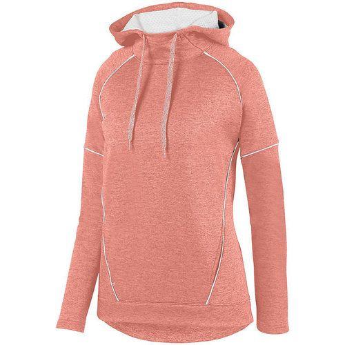 Augusta Activewear Mens Shadow Tonal Heather 1//4 Zip Pullover