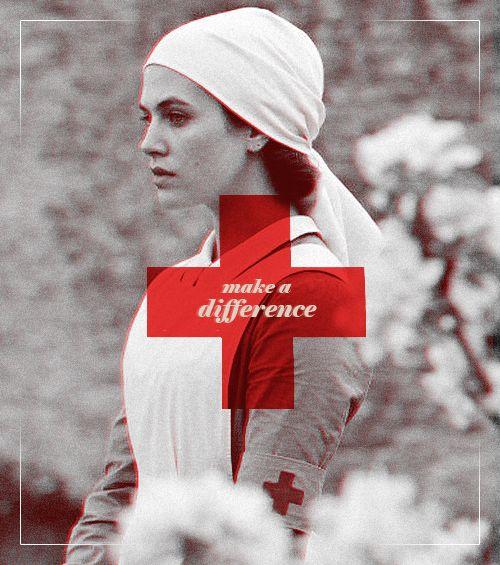 Nurse Sybil Crawley