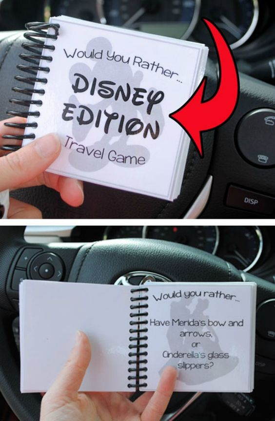 Would you rather game DIsney Edition - FREE Printable! Also 20 FREE Disney Printables - Crafts, Coloring, Planning, Creativity and More on Frugal Coupon Living.