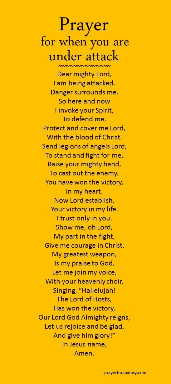 Learn How To Fight The Good Fight With This Prayer For
