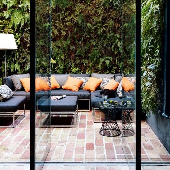 Jardins victorien and portes on pinterest - Maison victorienne londres ...