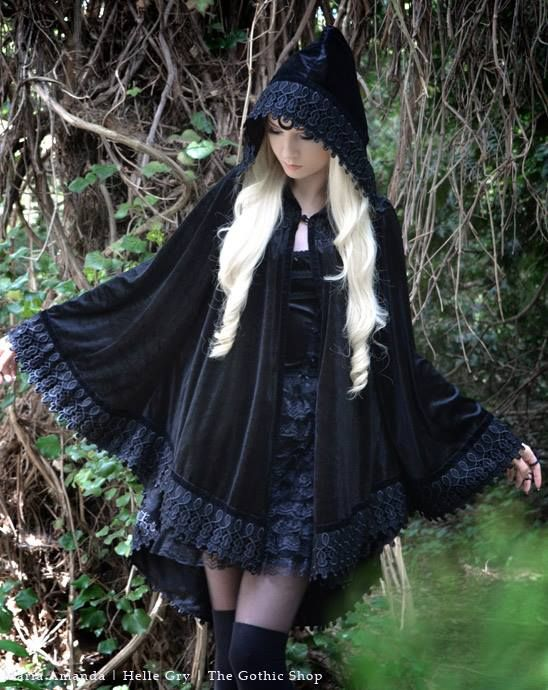 Model/Hair&Makeup/Edit: Maria Amanda Clothing:... - Gothic and Amazing