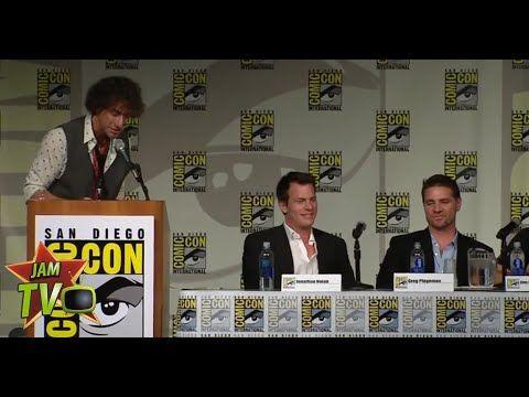 Person of Interest   Comic Con 2014  Part 3 - JAM TV