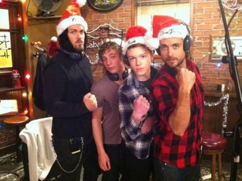 Image result for Shameless Christmas