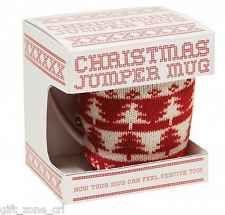 Paladone CHRISTMAS JUMPER MUG - Red