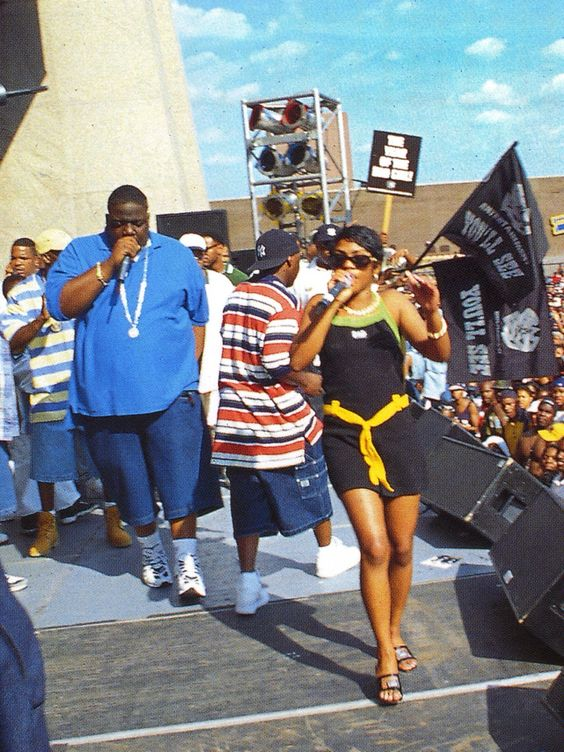Biggie and Lil Kim: