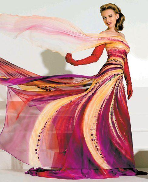 Blanka Matragi Pretty Dresses Evening Dresses Gorgeous Dresses