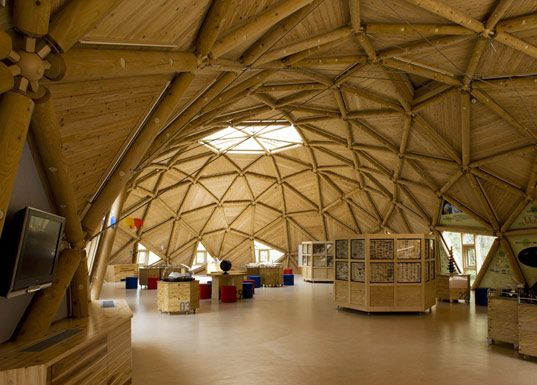 Large Home Geodesic Dome Home Designs