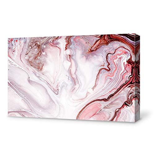 Nwt Canvas Wall Art Beautiful Stone Features Painting Art Https Www Amazon Com Dp B07pjn5c Pink Canvas Art Modern Wall Art Canvas Wall Art Canvas Painting