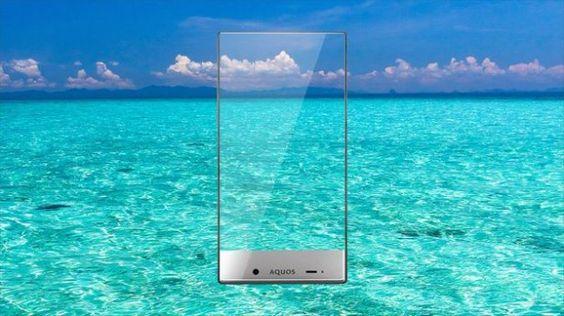 Sharp Aquos Crystal: Smartphone (fast) ohne Displayrahmen vorgestellt  #sharp #sharpaquoschrystal ##sharpaquoschrystalx