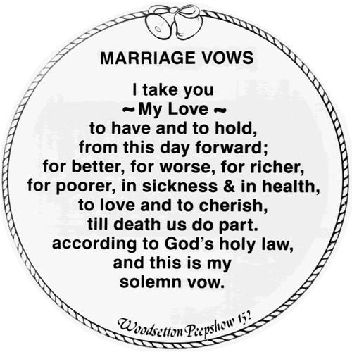 20 Traditional Wedding Vows Example Ideas You Ll Love Wedding Vows Ideas Love Traditiona Traditional Wedding Vows Marriage Vows Wedding Vows Examples
