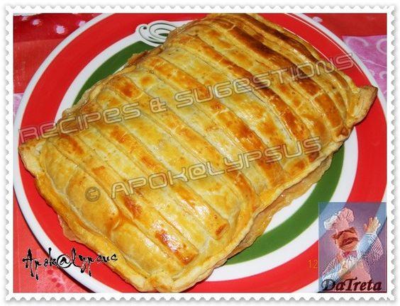 1588: Pastelão de Carne Picada, Enchidos e Ervas Aromáticas