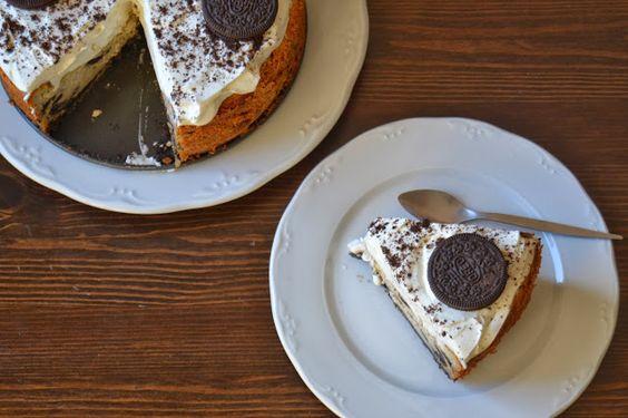 CHEESECAKE DE OREO | Sweet Addict