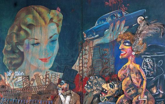 Juanito y Ramona, de Berni, llegan al MAMBA | Arte Al Limite | Revista Periodico Web