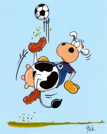 Humour vaches soccer j bosse vache pinterest humour - Vache dessin humour ...