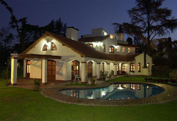 casas de country: Houses, To Dream, Country Imagenes, Homes