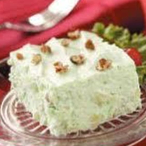 lime jello salad with cream cheese and pineapple