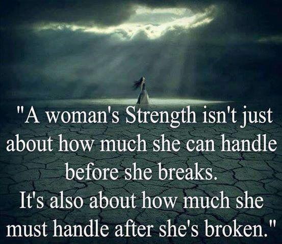 Women... Made of good stuff