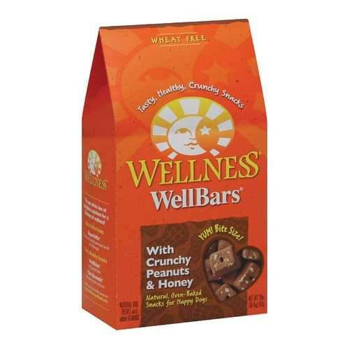 Wellness Pet Products Dog Food Peanuts And Honey Case Of 6