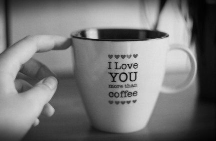 More than Coffee <3