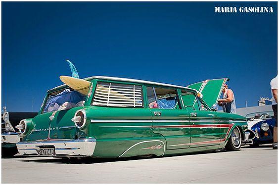 Maria Gasolina: Ford Falcon 1965 StationWagon