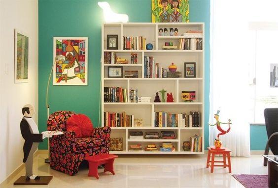{Pra Começar} Livro (também) é pra decorar!