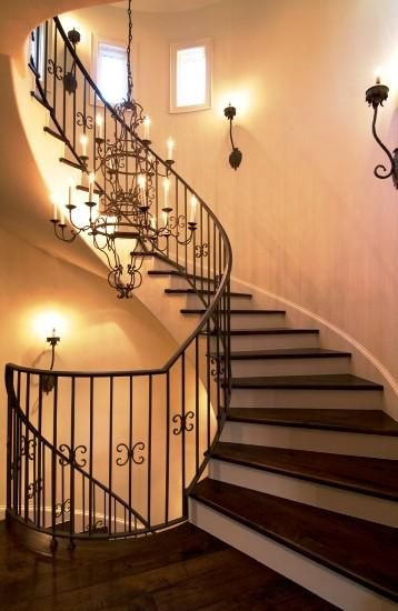 Netmasculine Lamps : Stairs!  Stairs  Pinterest  Stairs, Lighting and Stairways