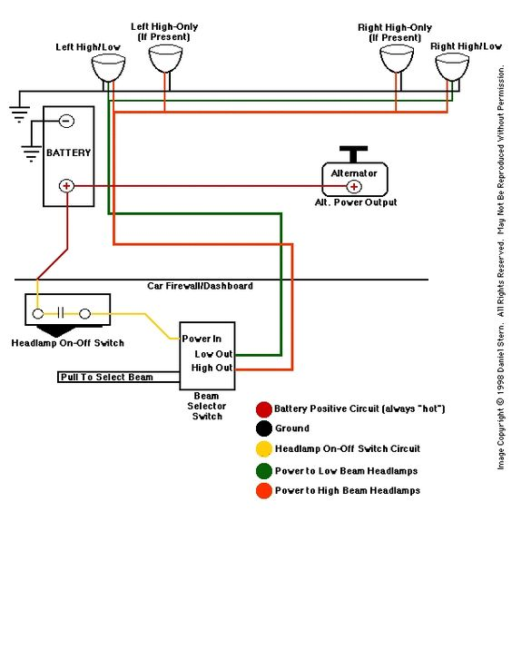 Daniel Stern Lighting Consultancy And Supply Electrical Wiring Diagram Diagram Relay