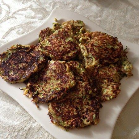 Zucchini Latkas