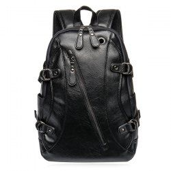 SHARE & Get it FREE | Zip Rivet Stitched Leather BackpackFor Fashion Lovers only:80,000+ Items • New Arrivals Daily • Affordable Casual to Chic for Every Occasion Join Sammydress: Get YOUR $50 NOW!