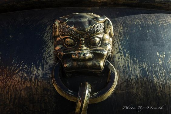 Lion of Forbidden City by 99earth  on 500px
