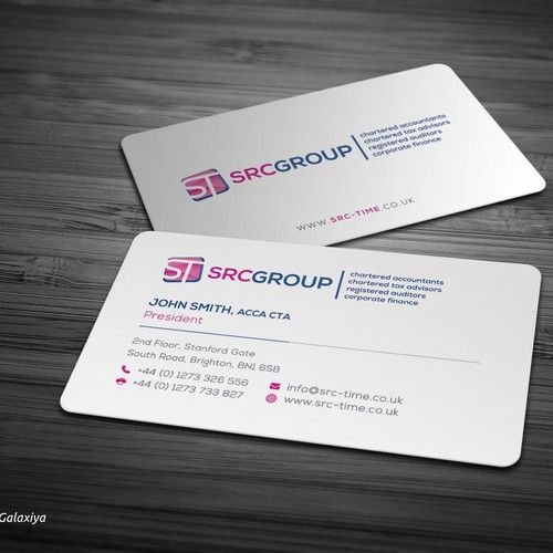 Progressive Accountants Business Card Design Business Card Contest Design Business Card Picked Business Card Design Custom Business Cards Card Design