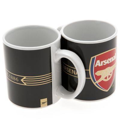 Arsenal FC Ceramic Mug | Arsenal FC Gifts | Arsenal FC Shop