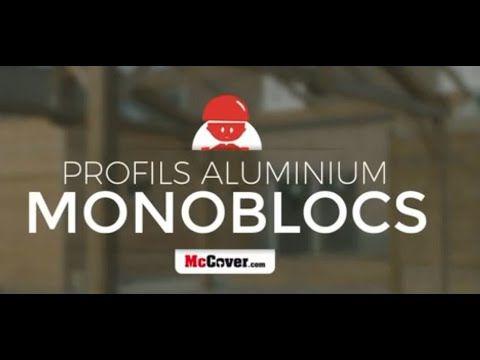 Comment Monter Votre Couverture En Polycarbonate Alveolaire 16 Mm A L Aide Des Profiles Monoblocs Youtube In 2020