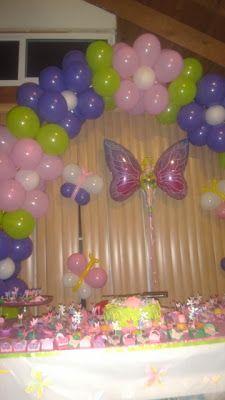 La decoración con globo s  es un excelente método para decorar cualquier fiesta infantil cuándo se tiene poco presupuesto. Los globos  dan u...