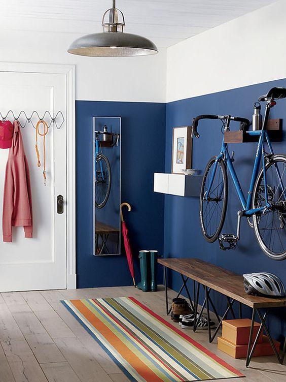 Formas ingeniosas de guardar bicicletas y material deportivo