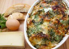 s c h i l l e r's p l a t z l i: Schinken-Käse-Brot-Auflauf auch Ramequin genannt kochen, Resteverwertung, Rezept, cooking, recip, Käse, Schinken, Brot, altes Brot