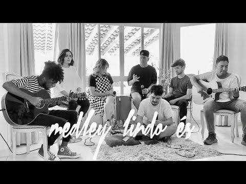 Medley Lindo Es Kemuel Home Live Youtube Em 2020 Selecao