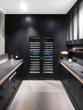 Obumex keukens leefkeuken maatwerk keuken keukens maatwerk keukens op maat hedendaagse for Deco moderne keuken