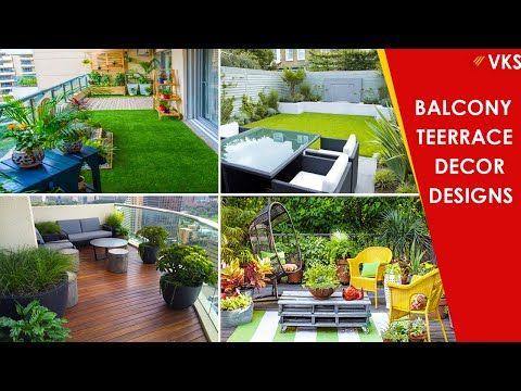Balcony Terrace Garden Decoration Ideas Balcony Garden Rooftop
